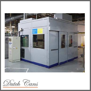 Alfons Haar P15 Automatic CNC press