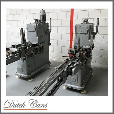 Cameron 226 Automatic vacuum seamer.