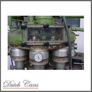 Clemens & Vogel VBA 552 Automatic vacuum seamer
