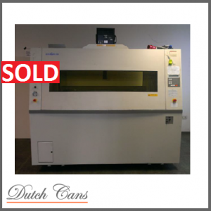 Printing plate copy machine - Dainippon Screen PC-701-I