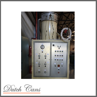 Frei DPC-T Powder coating unit