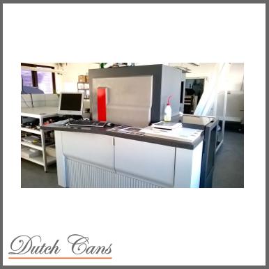 HP-Indigo s2000 - 6 colour printer