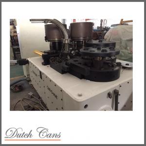 Krupp CAN-O-MAT DVKO Automatic Necker/Flanger/Seamer