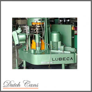 Lubeca LW202 Automatic seamer